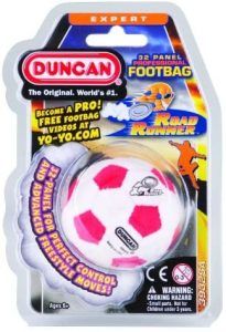 DUNCAN Hacky Sack and Footbag reviews and user guide