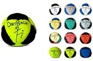 DirtBag Footbag Classic Sand-Filled Hacky Sack reviews and user guide