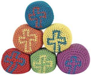 Fun Express Religious Hacky Sack and Footbag reviews and user guide