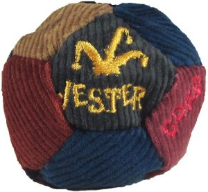 Hacky Sack Jester - Corduroy Style Hacky Sack and Footbag reviews and user guide