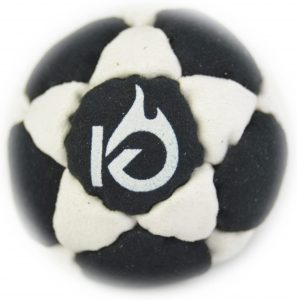 KickFire StarSacks Sand Filled Hacky Sack Leather Footbag, 32 Custom-Made Panels reviews and user guide