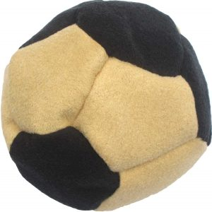 Turtle Island Imports Black & Tan Sand-Filled Faux Suede Footbag reviews and user guide