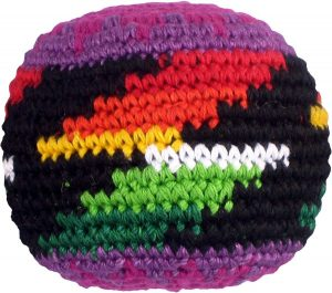 Turtle Island imports multicolor Hacky Sack and Footbag reviews and user guide
