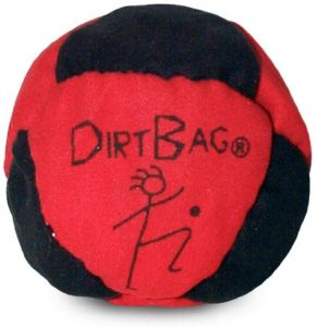 World Dirtbag Hacky Sack and Footbag reviews and user guide