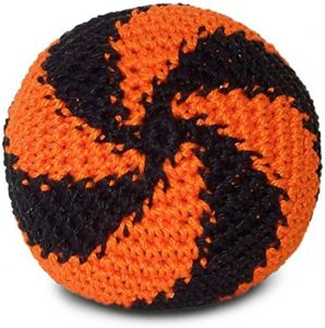 World Footbag Swirl Hacky Sack and Footbag reviews and user guide