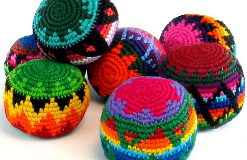 Best Metal Hacky Sacks and Footbags